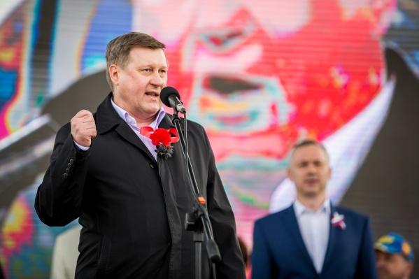 В ближайшие пять лет пост мэра Новосибирска будет занимать Анатолий Локоть