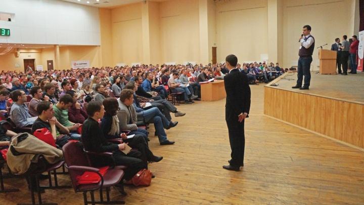 Бизнесмены Екатеринбурга узнают всё об онлайн-продажах на бесплатном семинаре