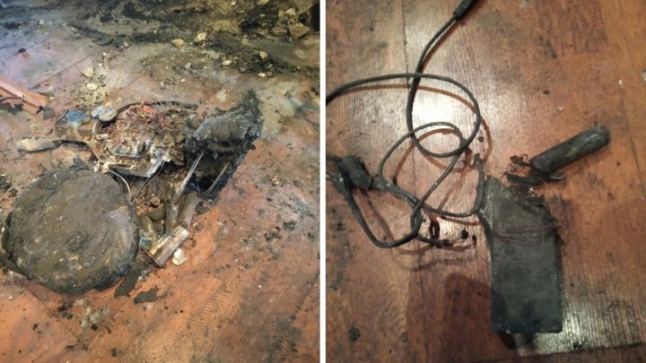 Восстание машин: гироскутер на зарядке вспыхнул в квартире с двумя школьницами