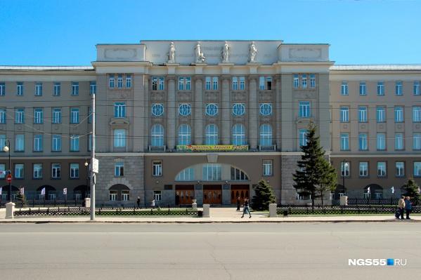 ИМЭК —одно из подразделений омского университета путей сообщения —лишился права выдавать дипломы