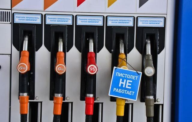 Курганца осудят за кражу 900 литров бензина с заправки