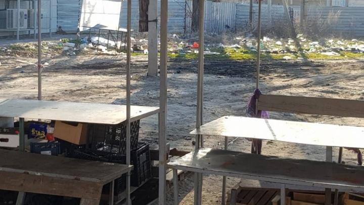 Один контейнер на 200 человек: улицы Краснослободска в жару захлебнулись в мусоре