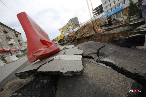 Адвокат Игорь Трунов направил в СК заявление с фактами хищений денег на ремонт дорог в Челябинской области