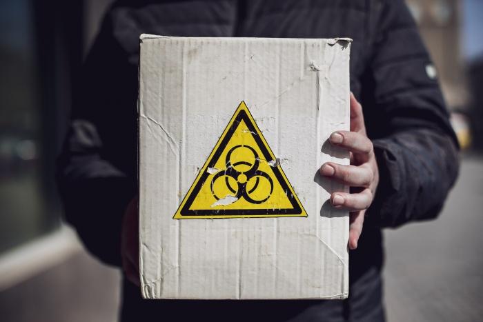 Ртутные градусники коробками в Советском районе находят уже не в первый раз