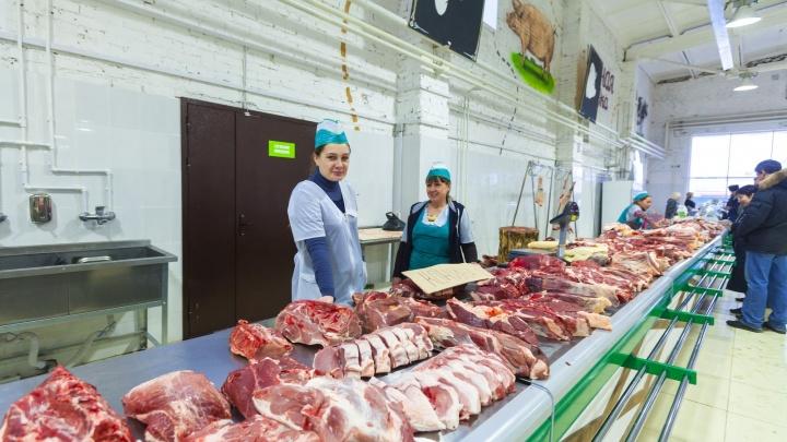 В Зауралье в 2018 году снято с реализацииболее 500 килограммов опасного мяса