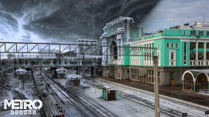 «Дороги тут давно не чистили»: разработчики с Украины показали Новосибирск после ядерной войны