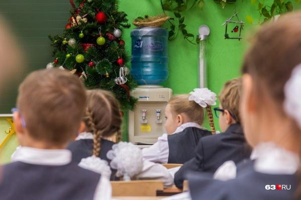 Школа не обязана покупать кулеры в каждый класс, но это могут сделать родители
