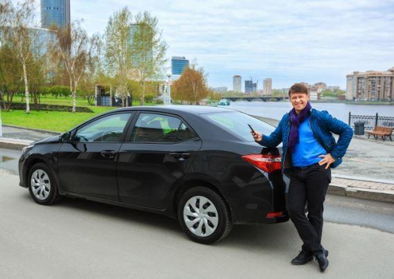 В Екатеринбурге состоялся запуск сервиса личных водителей Uber