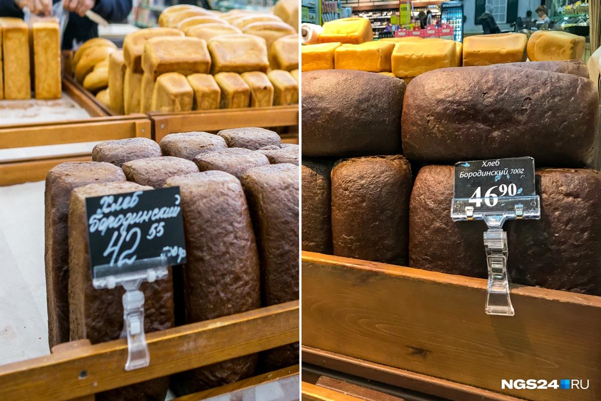 Хлеб — товар первой необходимости, но цены на него все равно растут