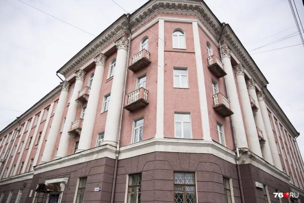 Здание добавят в список выявленных объектов культурного наследия
