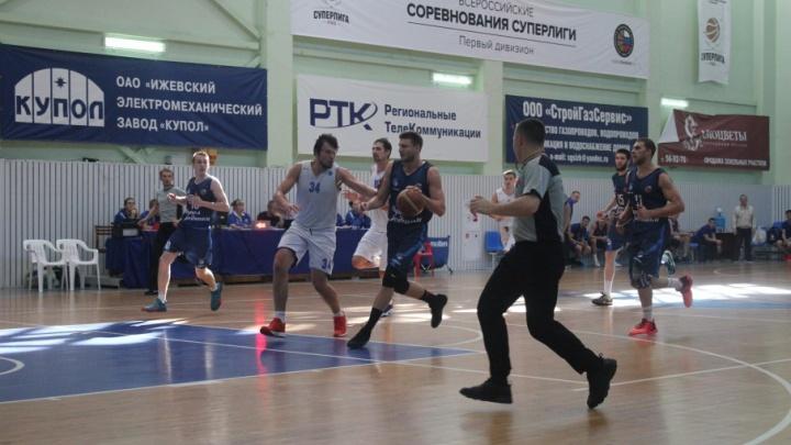 Баскетболисты «Уфимца» готовы завоевать высшие награды