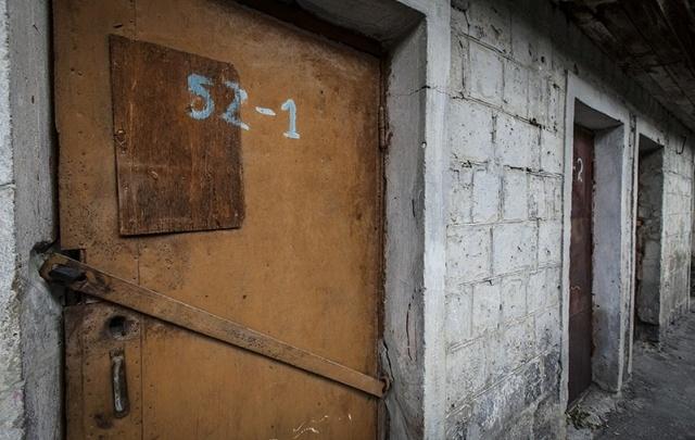 В Кургане снесли еще три самовольно установленных гаража