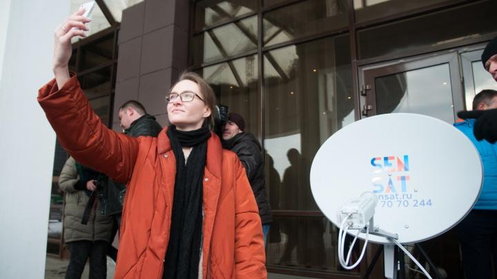 Спутник по жизни: свердловчане смогут пользоваться спутниковым интернетом из любого уголка области