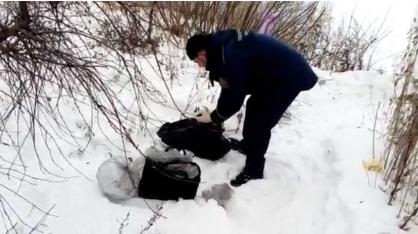 Появилось видео с места убийства 3-месячной девочки в Самарской области