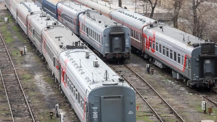 Из Ростова в Москву до конца марта запустят обновленный плацкартный вагон