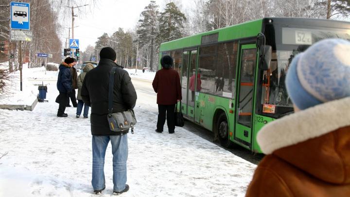 Соединяющий Нижнюю Ельцовку с Академгородком автобус изменил маршрут
