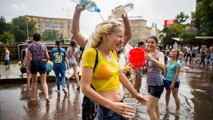 Мокрые майки, паразиты и двойная жизнь: 12 самых крутых событий наступающих выходных
