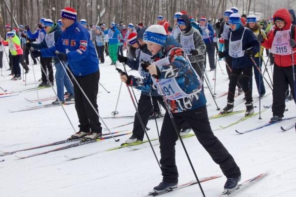 На старт выйдут лыжники разных возрастов и уровня подготовленности