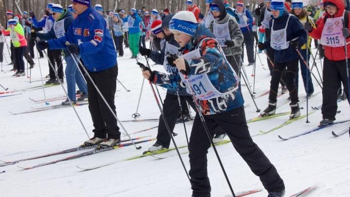 В Самаре 15 февраля пройдет гонка «Лыжня России — 2020»