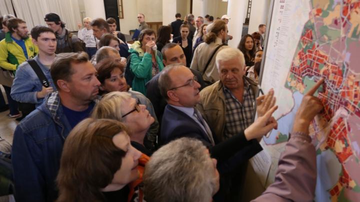 «Примем решение в ноябре»: челябинцы написали 425 жалоб на генплан развития города