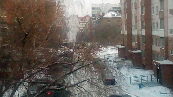 «Батареи уже чуть тёпленькие»: больше сотни домов в Октябрьском районе остались без отопления