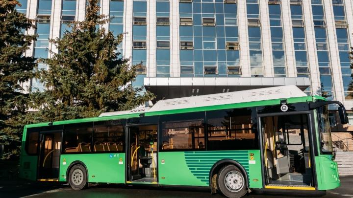 В Тюмени появится 70 новых автобусов на газу