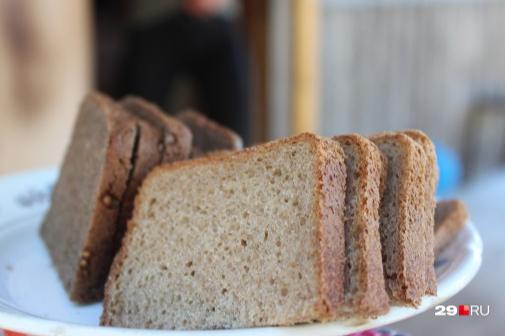 В торговых центрах и на улицах Архангельска будут раздавать «блокадный хлеб»