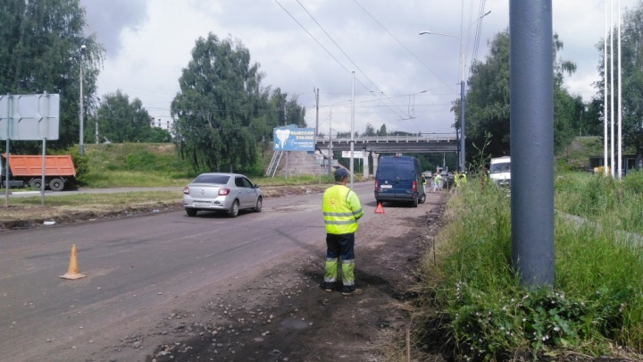Пробки будут всё лето: в Ярославле начнут ремонтировать сразу несколько крупных магистралей в центре
