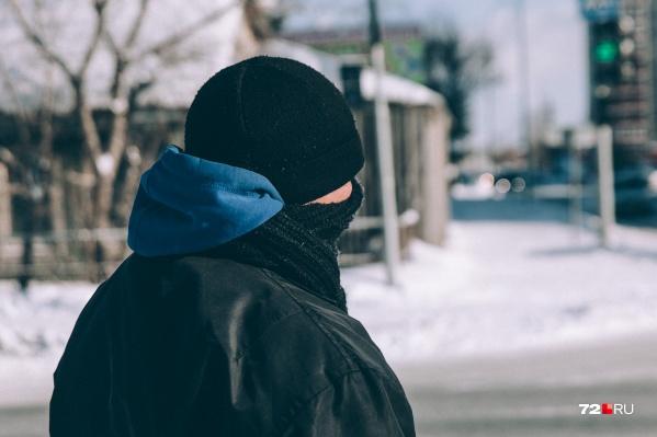 С приходом сильных морозов появились первые пострадавшие от минусовых температур