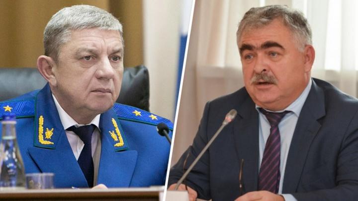 Главный прокурор Ростовской области пообещал в Верховном суде добиться увольнения Сакеллариуса