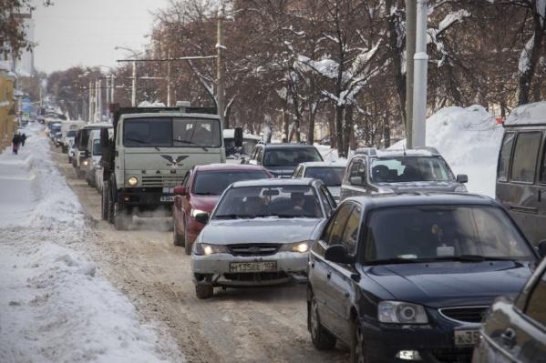 По России Уфа на десятом месте