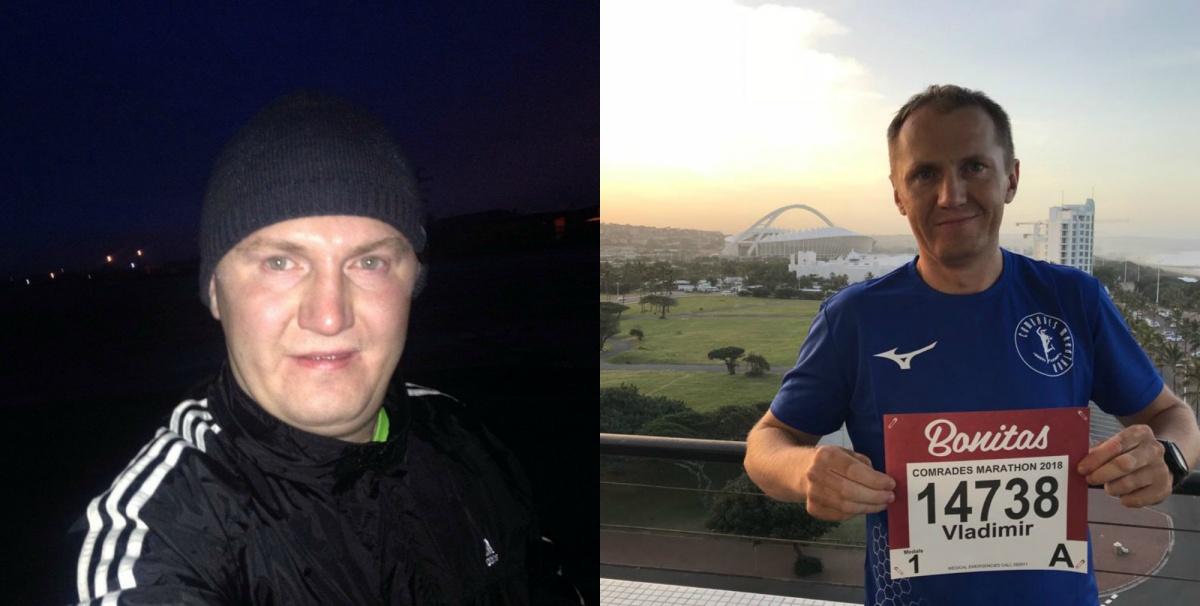 2015 VS 2018: Владимир похудел на 25 кг