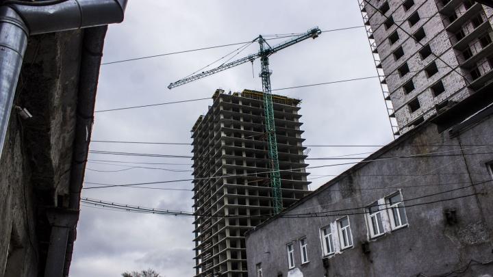 «Нас не сокращают, увольняться не хотим»: обманутые строители пожаловались в прокуратуру