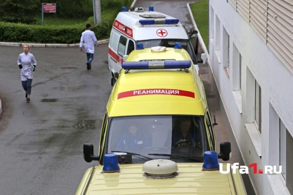 Сотрудники больницы вызвали охрану