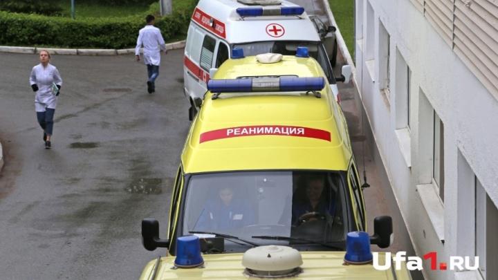 В Уфе задержали пациента, избившего в больнице врача