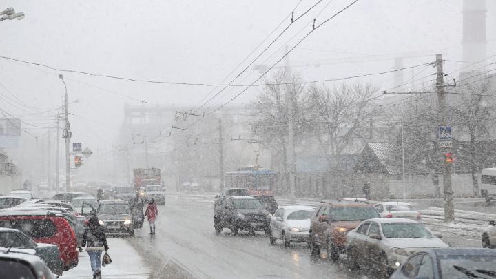 Люблю февраль в конце апреля: в Башкирию нырнет циклон и повалит снег