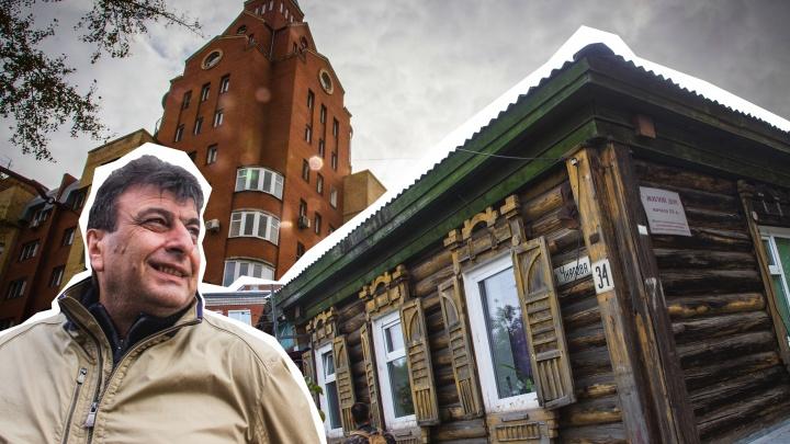 Халупы в губернаторском дворе, мечети, синагоги и контрасты: прогулка по улице Жукова