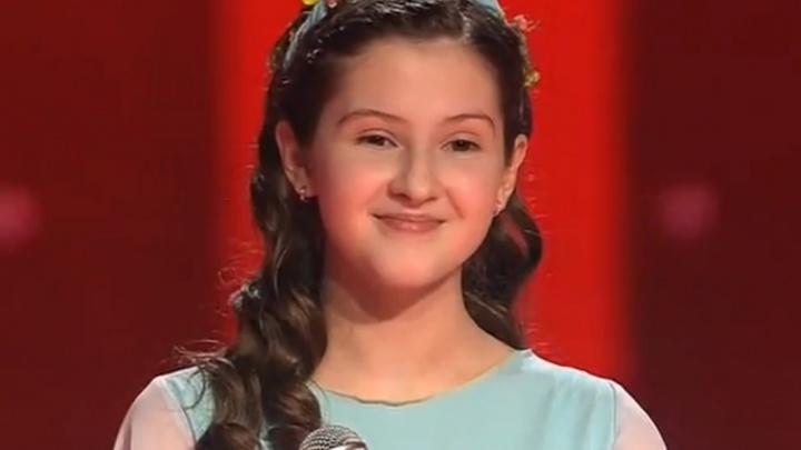 Пелагея отправила домой 12-летнюю екатеринбурженку с шоу «Голос. Дети»: оцените ее выступление