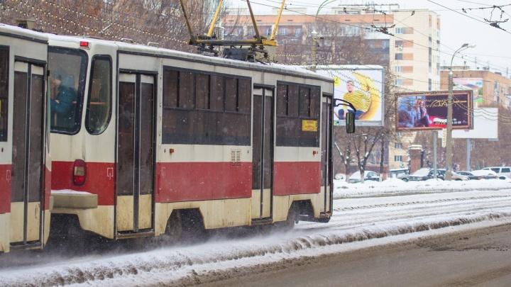 Два льготных трамвайных маршрута до «Самара Арены» запустят в марте