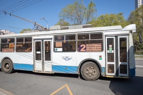 В Ростове появится 20 новых троллейбусов