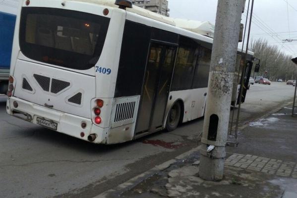 Страшная авария случилась в Кировском районе