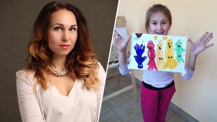 В детсаду на Крупской стали заниматься с детьми по методу из США