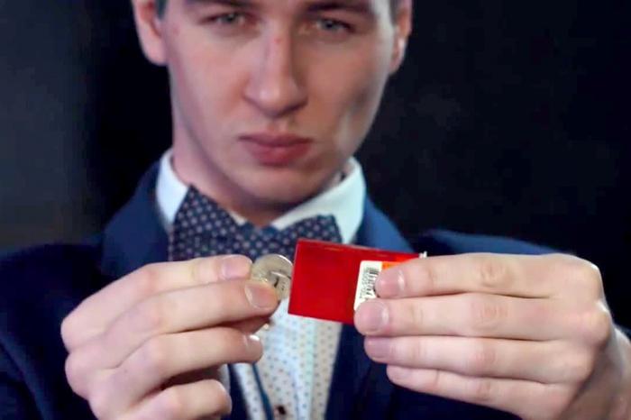 Влас Слогодский учился у финалиста битвы фокусников «Удиви меня 3» на канале ТВ-3