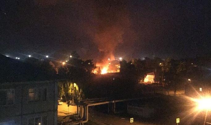 При пожаре в частном доме на севере края погибла женщина