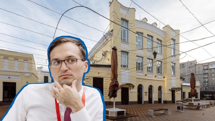 «Ценную площадку в центре превратили в плац»: урбанист — о новом Центральном рынке Волгограда