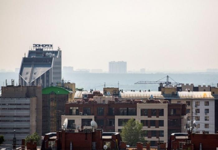 В выходные воздух в городе станет грязнее