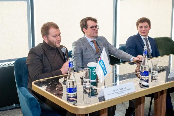 Банк «Урал ФД» провел презентацию своих услуг в честь открытия офиса в Новосибирске