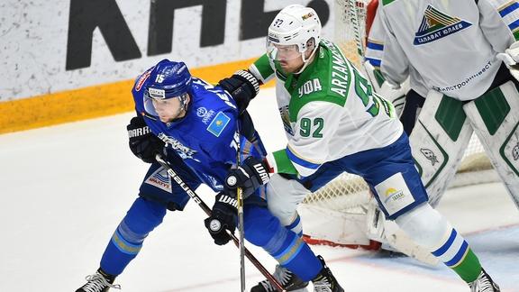 «Моментики появились, но забить не смогли»: тренер «Салавата Юлаева» рассказал о поражении «Барысу»