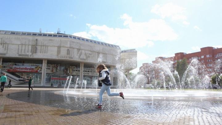 В День ВДВ в Ярославле отключат фонтаны