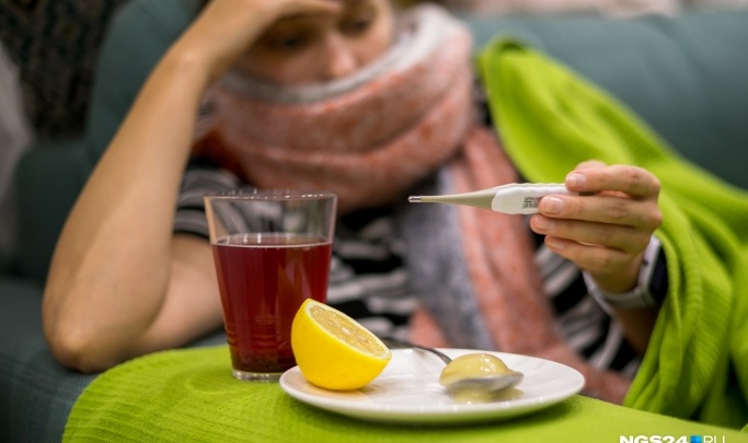 В Красноярске появились первые заболевшие гриппом. Напоминаем правила профилактики